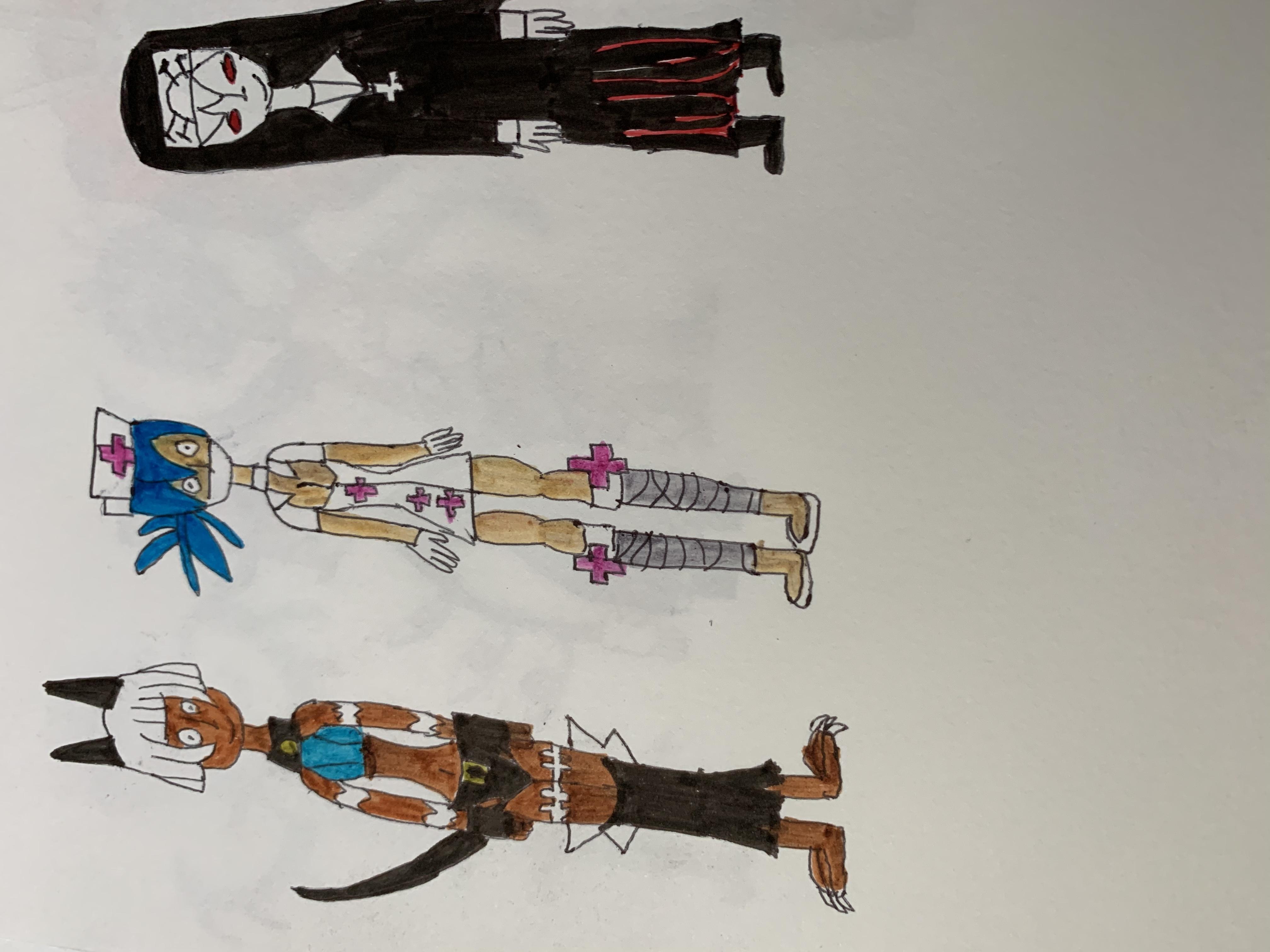 """""""Skullgirls Fanart, version 3"""""""