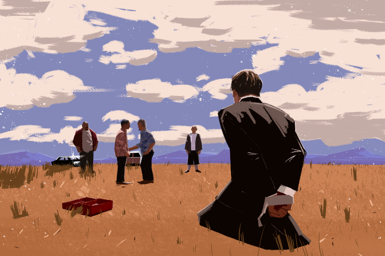 BCS Screencap Painting