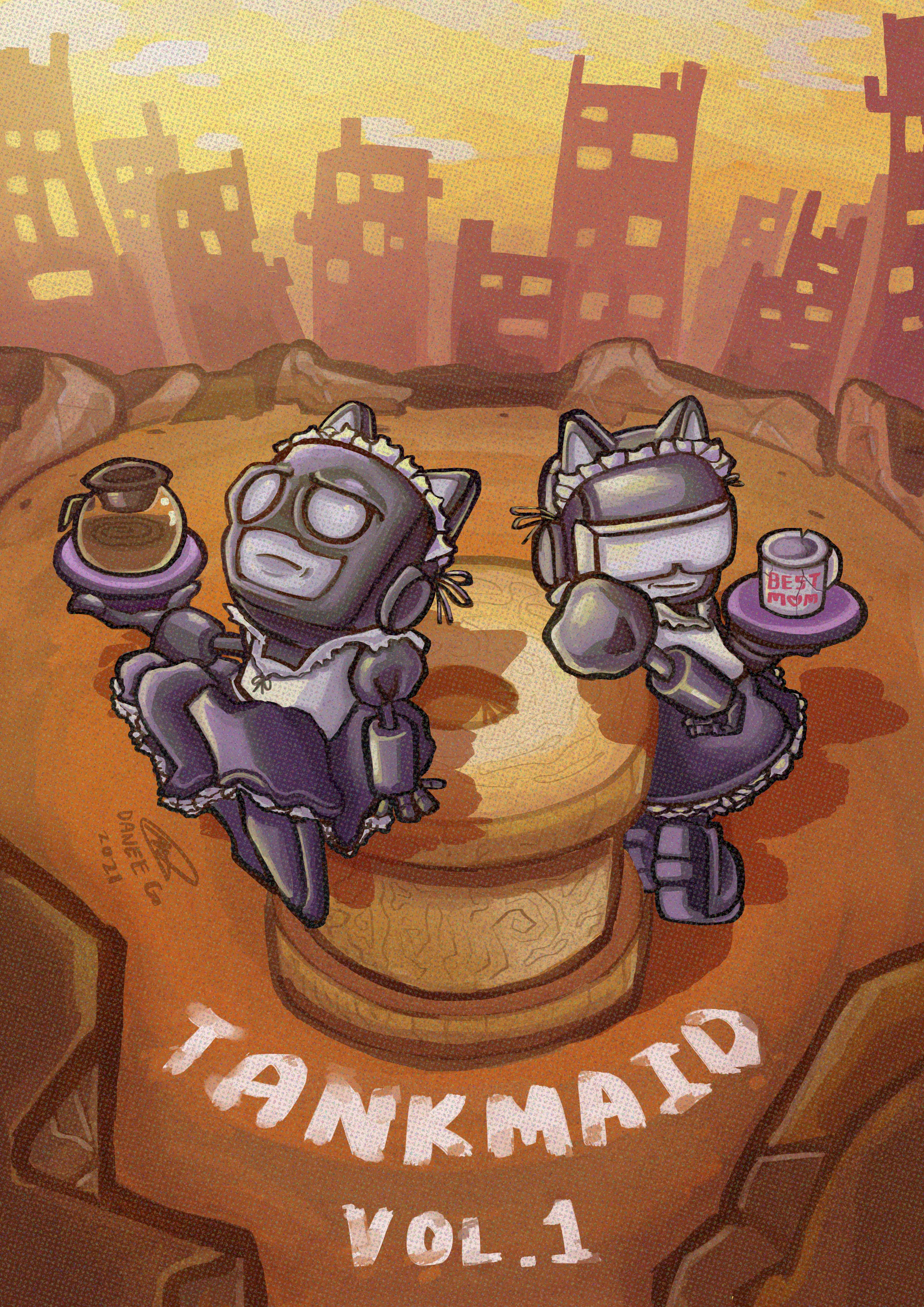 Tankmaid Poster