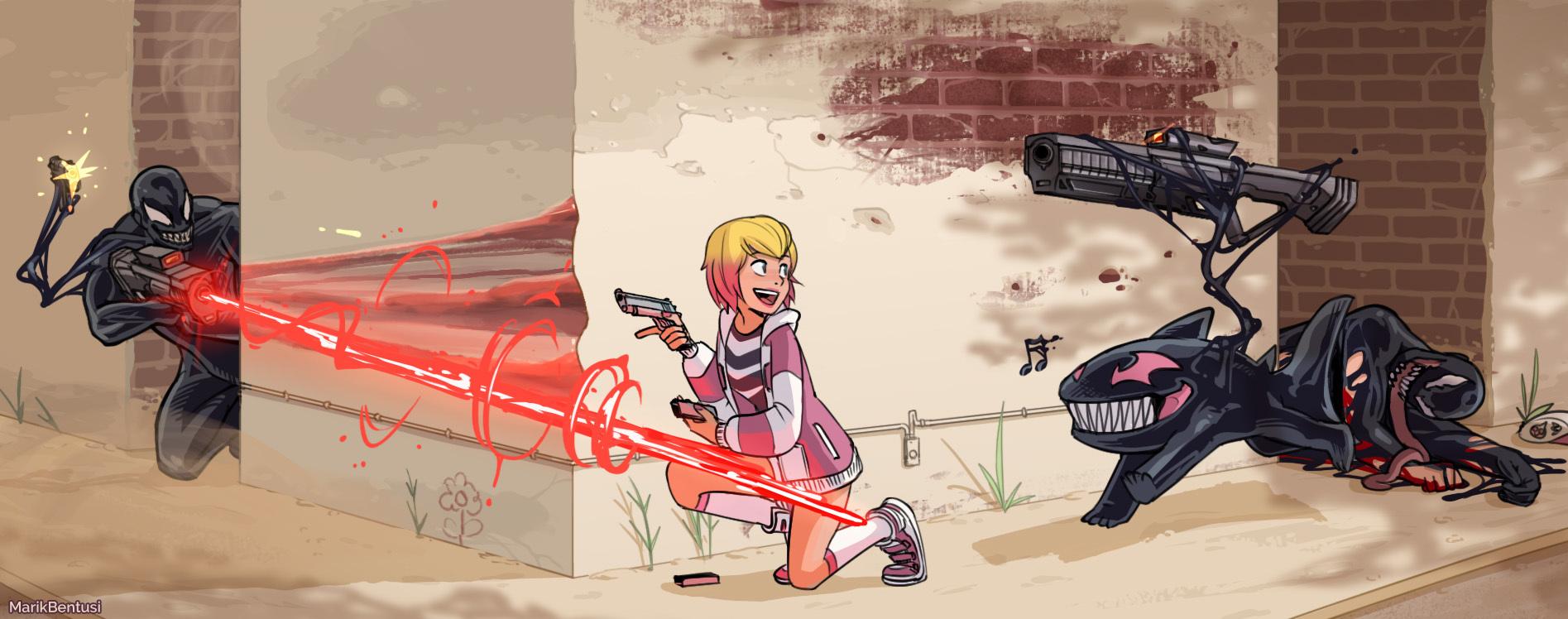 Gwenpool: Fetch