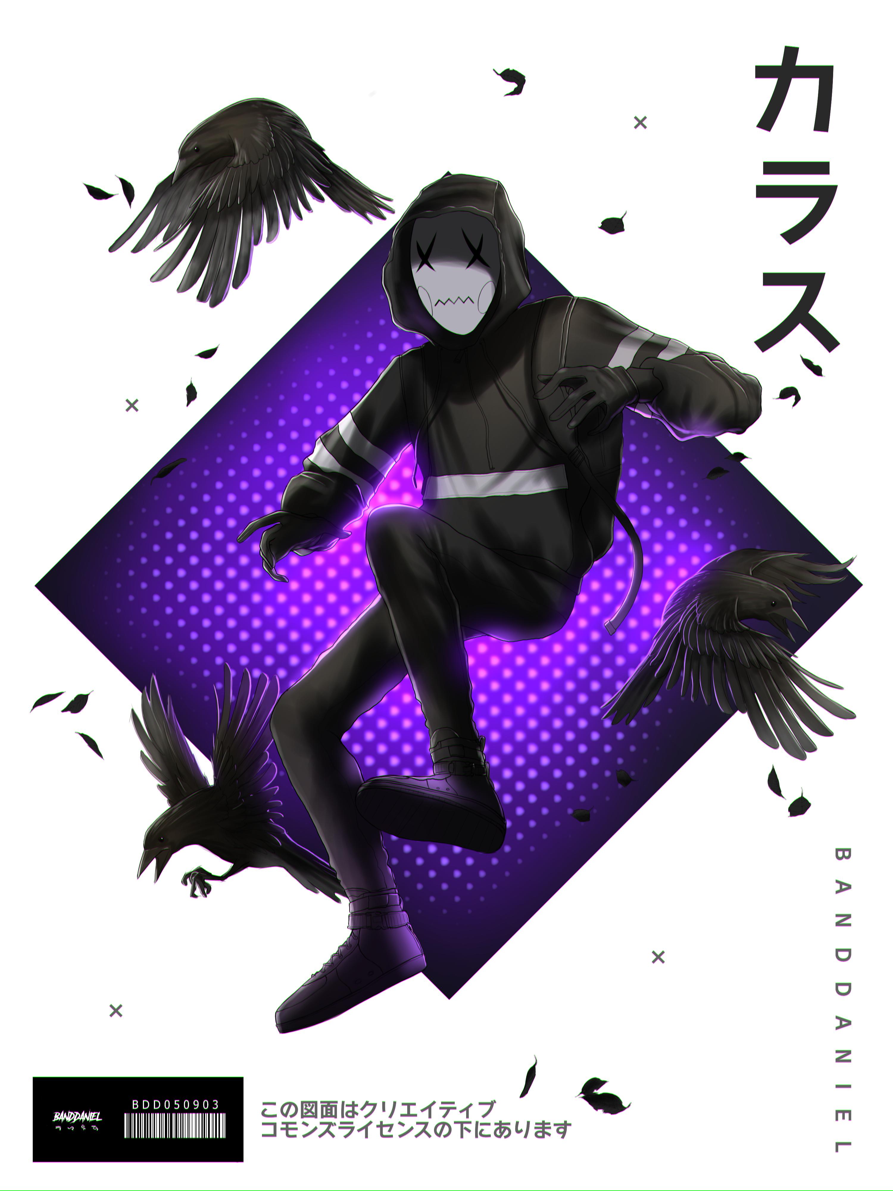 Crow [BANDDANIEL]