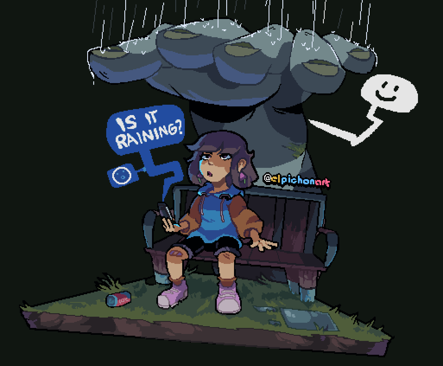 Handy Umbrella
