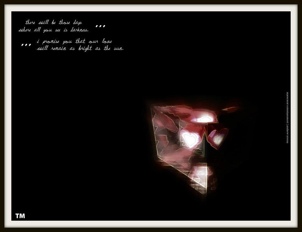 Love in the Dark Recesses