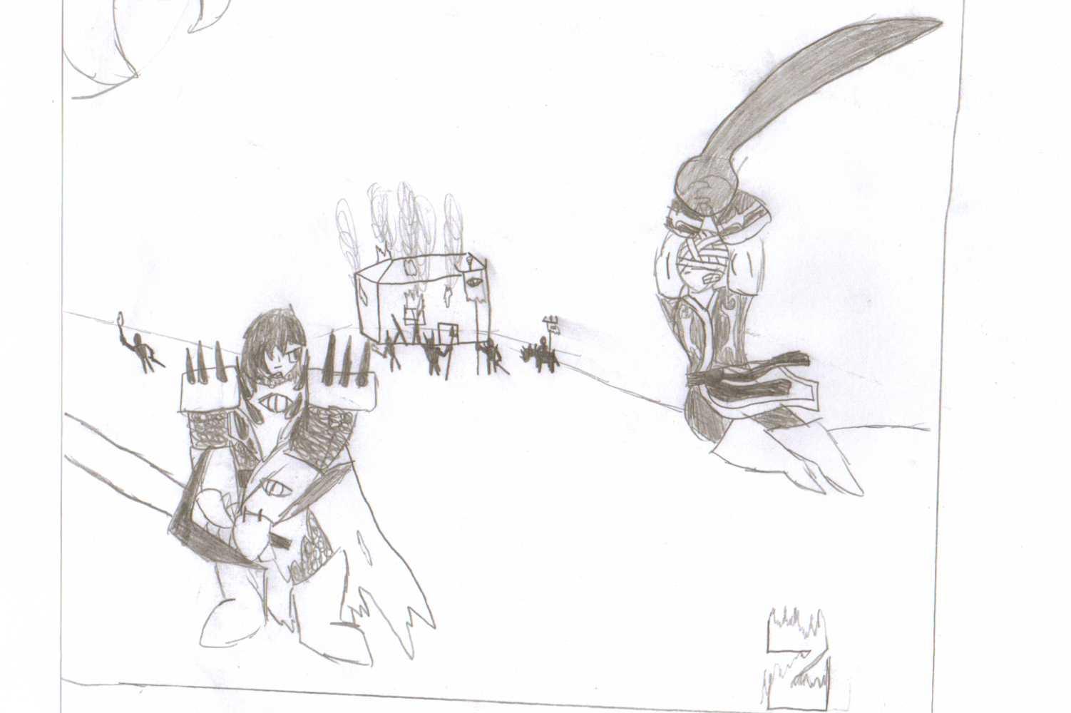 Ketzu versus Mad-Eye