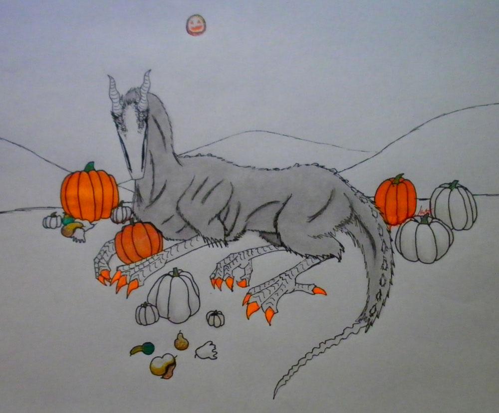Happy Halloween Sheelah!