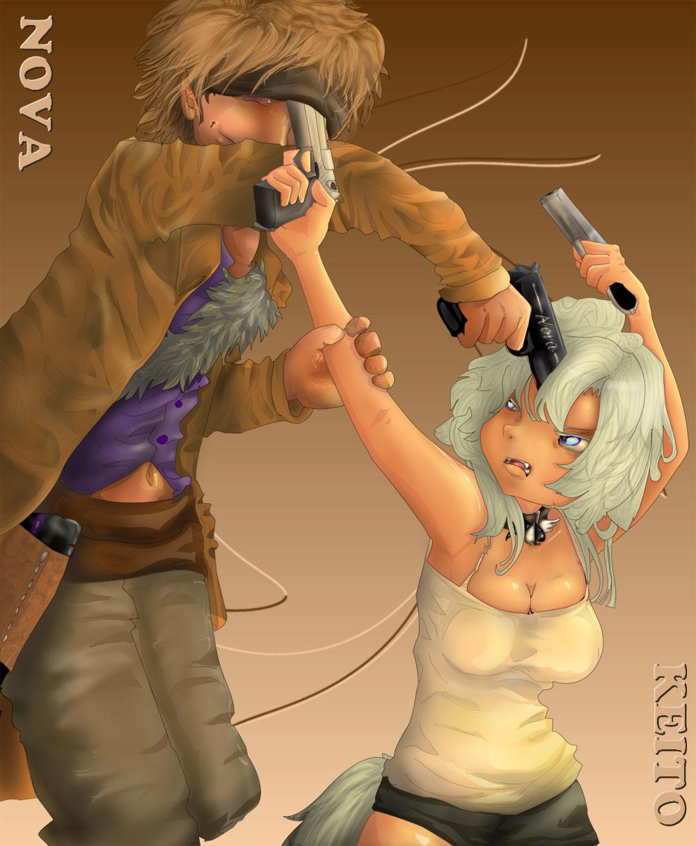 Nova and Keito
