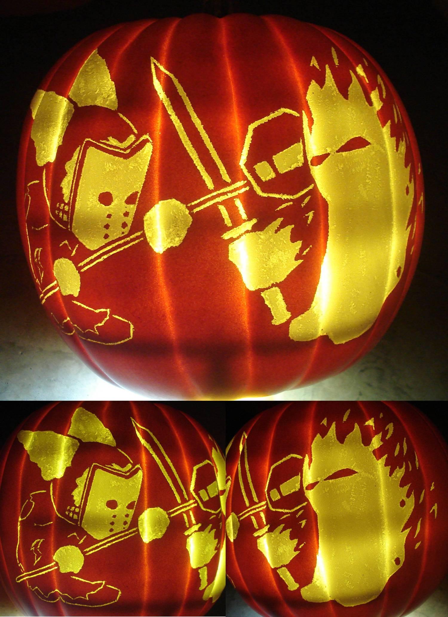 Madness Combat Big Bad Pumpkin
