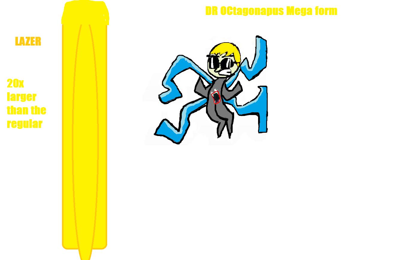 super doctor octagonapus