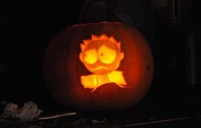 Jerry Pumpkin2011