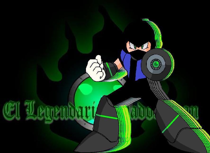 the legendary shadow man