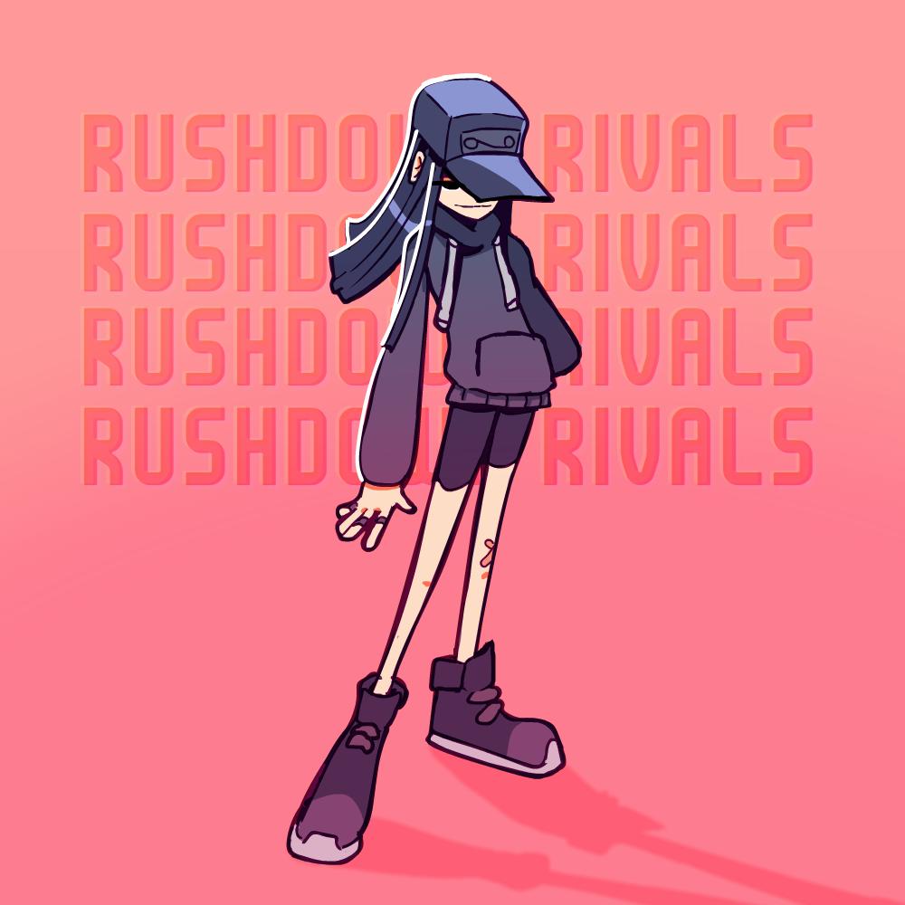 Rushdown Rivals - Cassette Girl