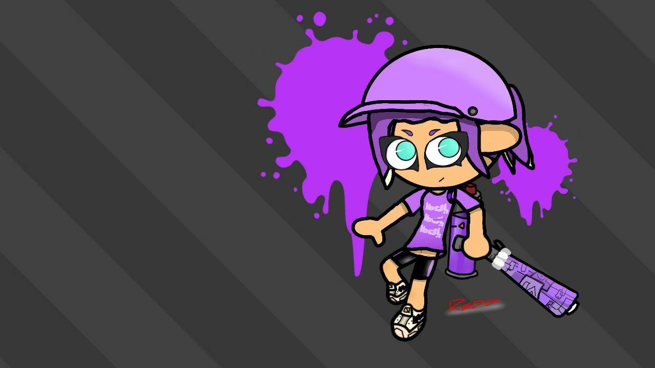 Violet Splatsona