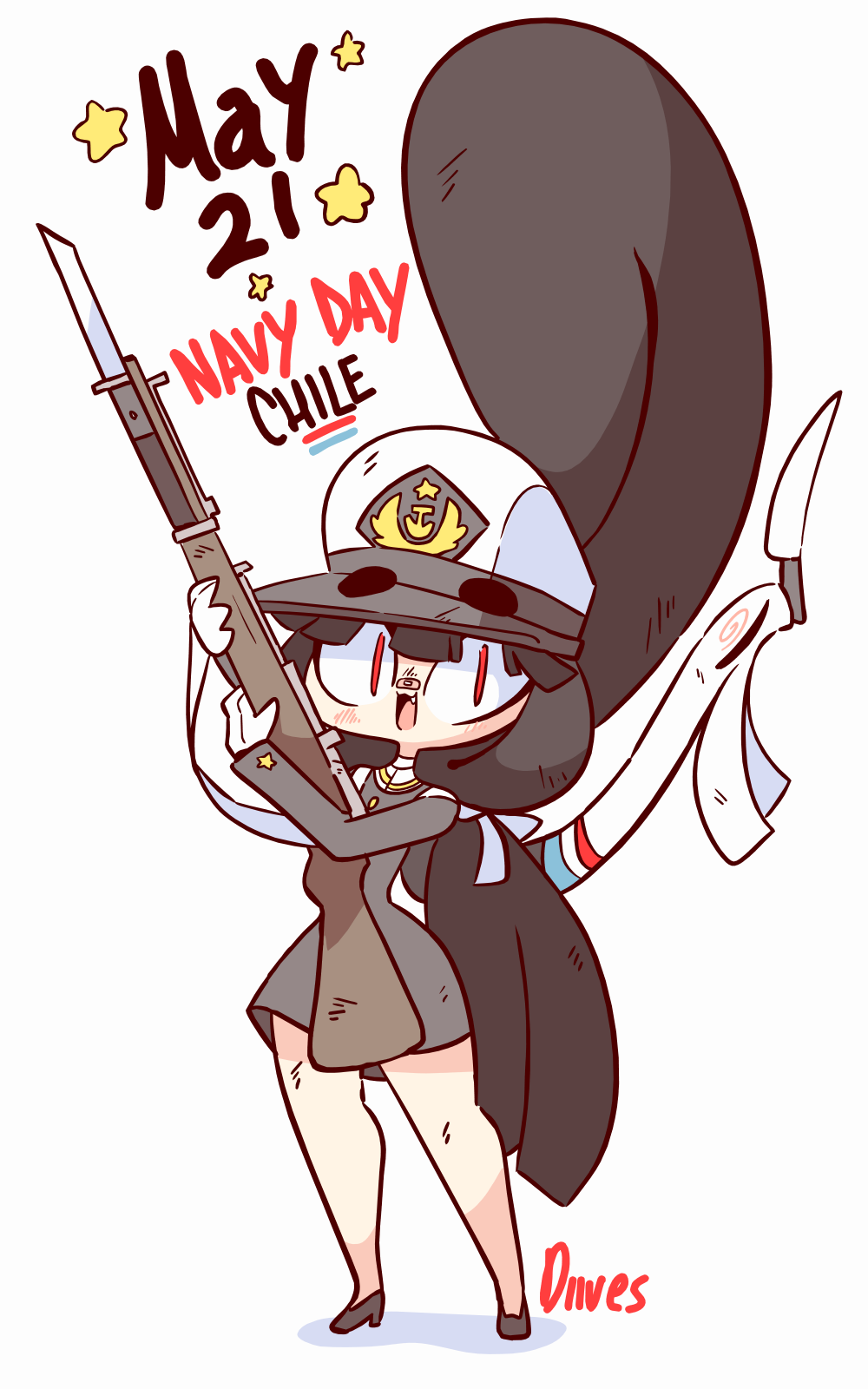 Navy Day - Chile 2021