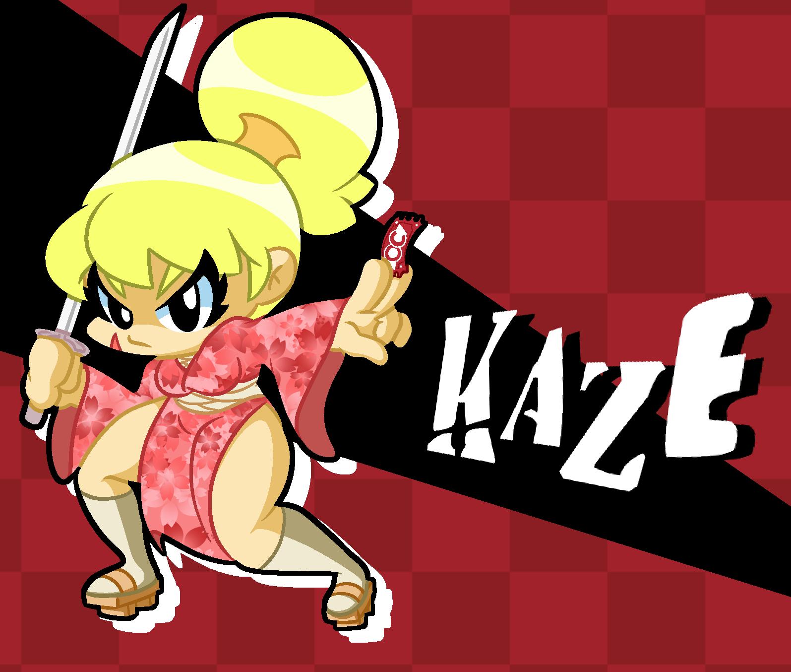 Kaze joins the fight