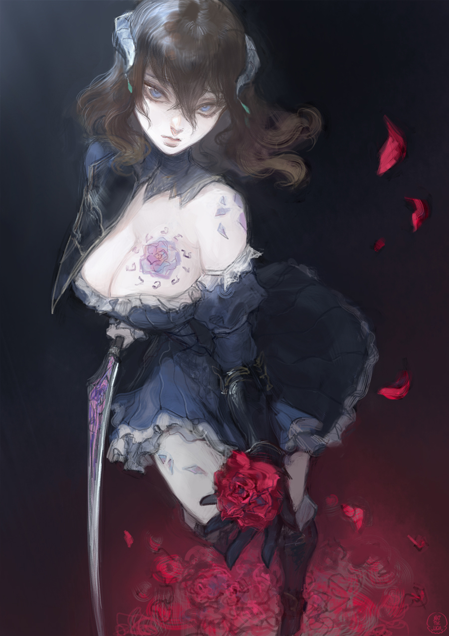 Bloodstained - Miriam