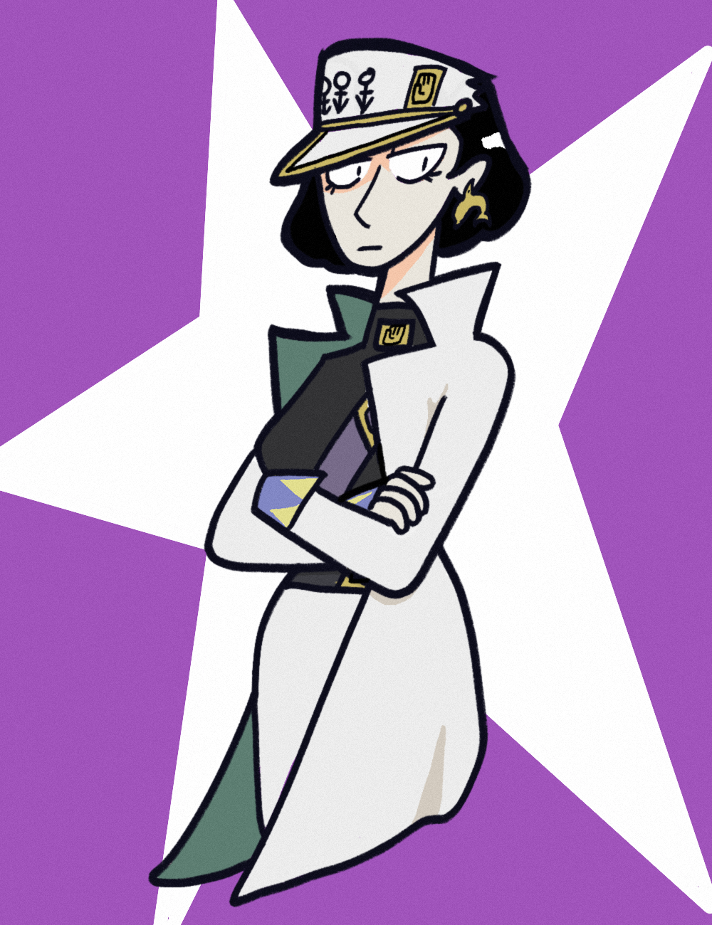Jotaro Genderbend