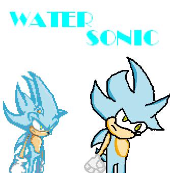 Water Sonic Art