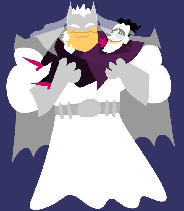 A Bat-Wedding
