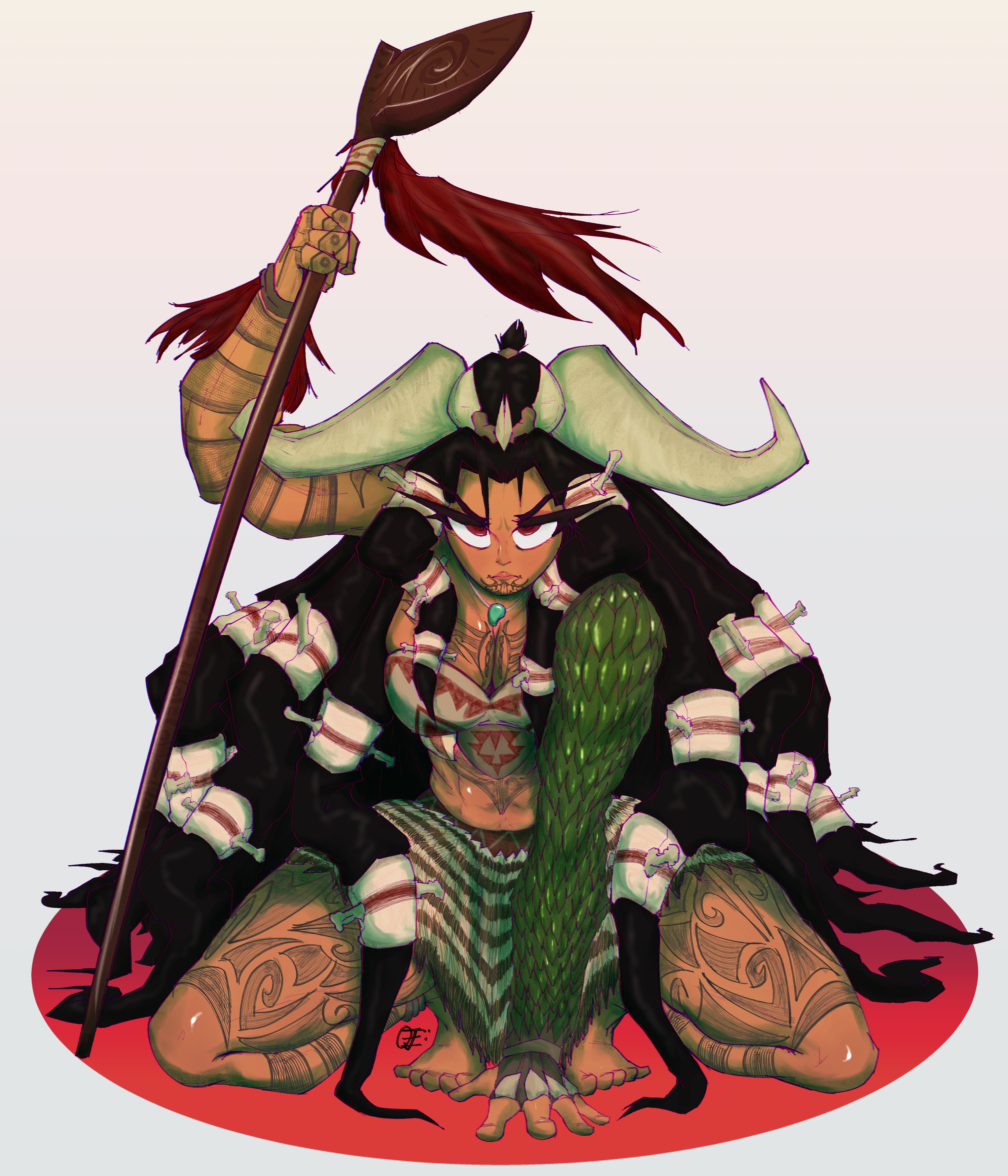 Another tribal commission