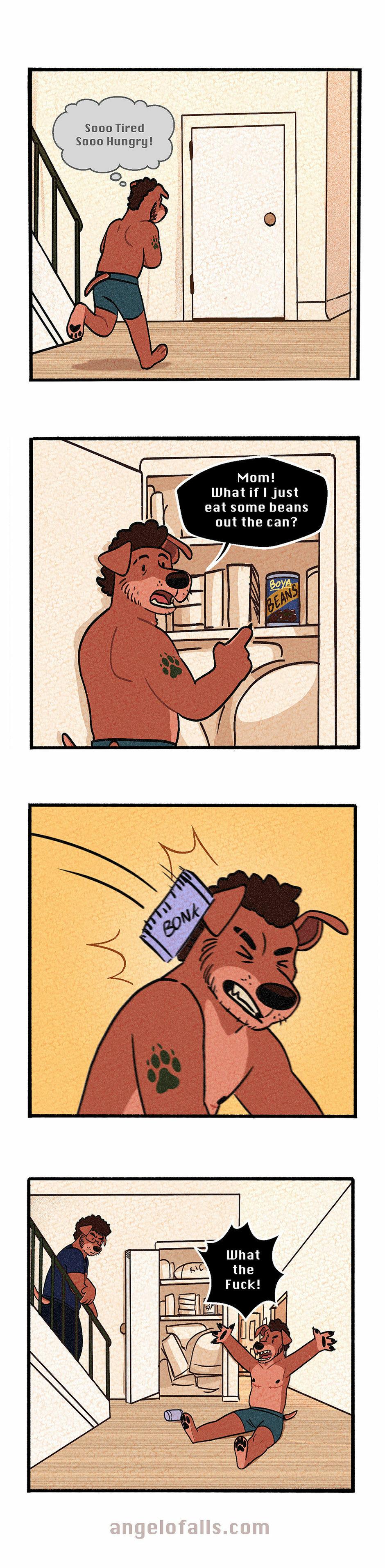 Beans (comic)