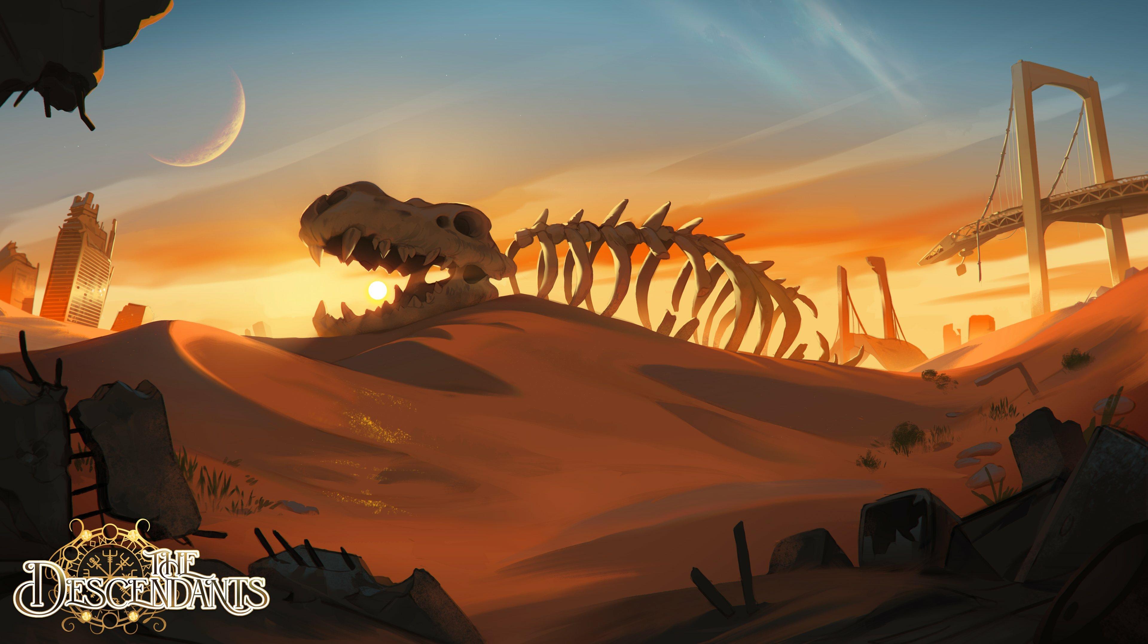 The Descendants - Wasteland