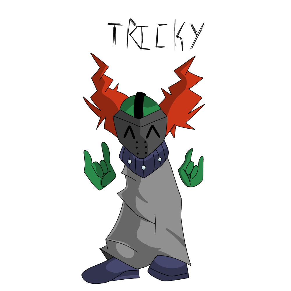 It's Tricky!