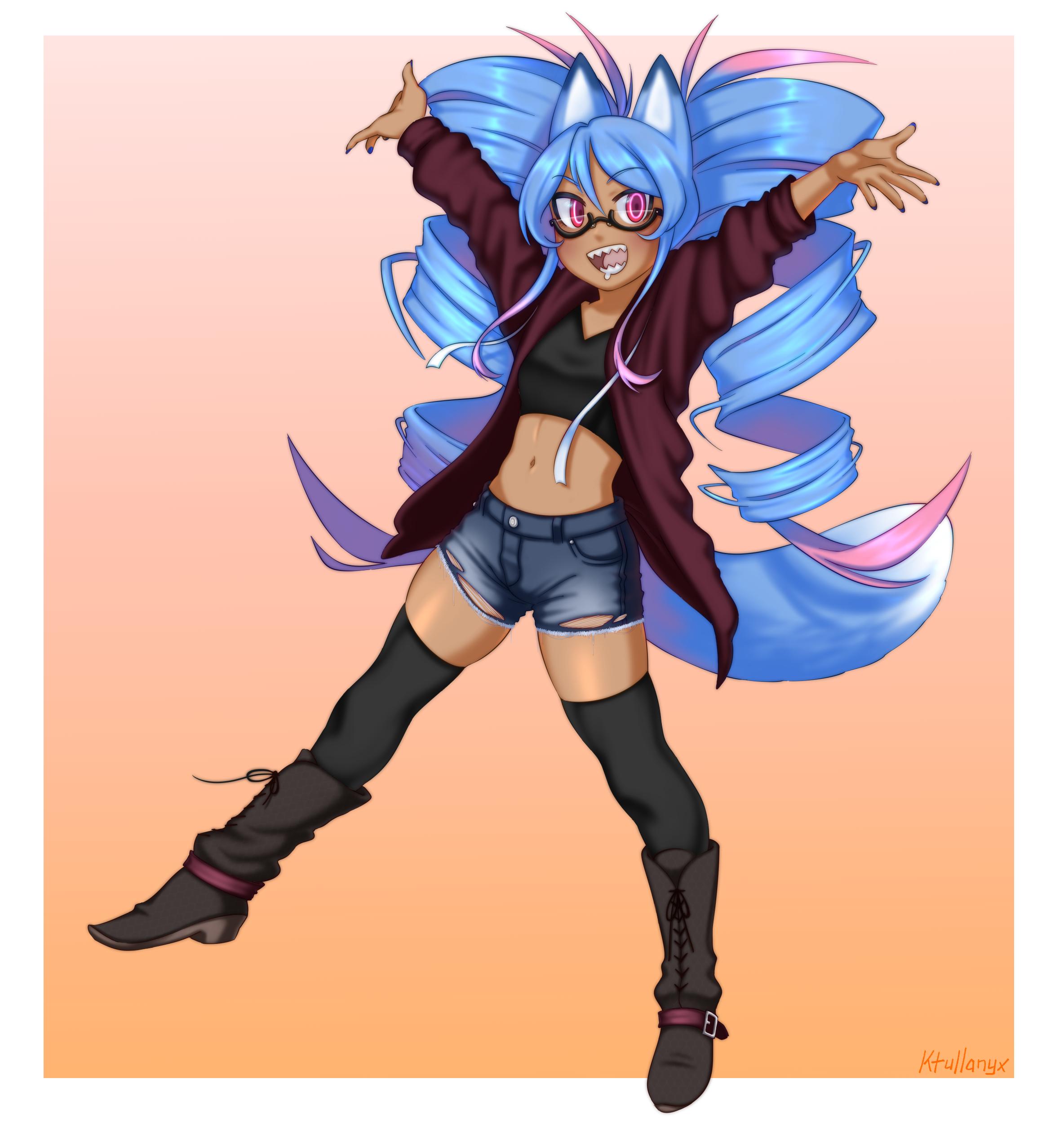 Fox Girl Design