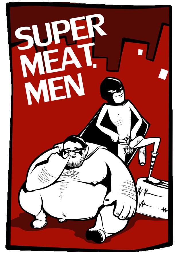 Super Meat Men