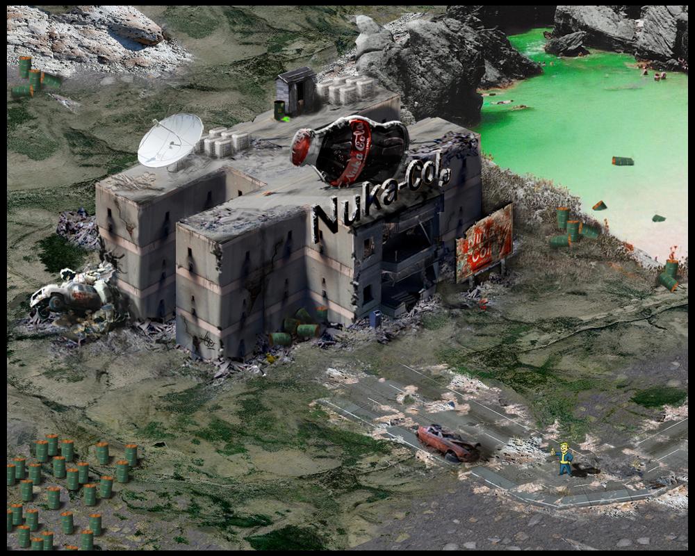 Nuka Cola Building