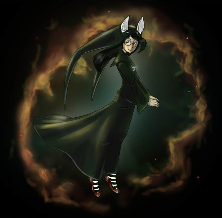 Witch of Space