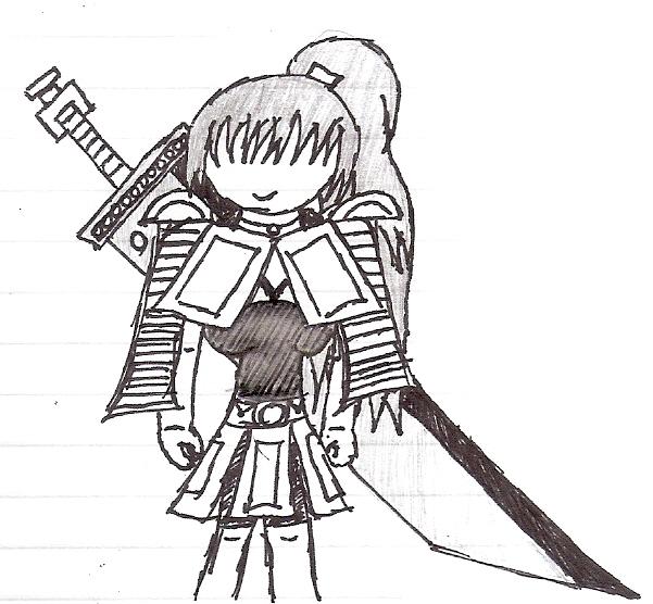 Warrior Gurl