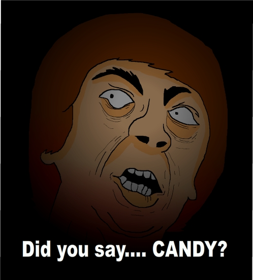 CANDY??