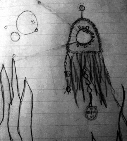 Steampunk Jellyfish