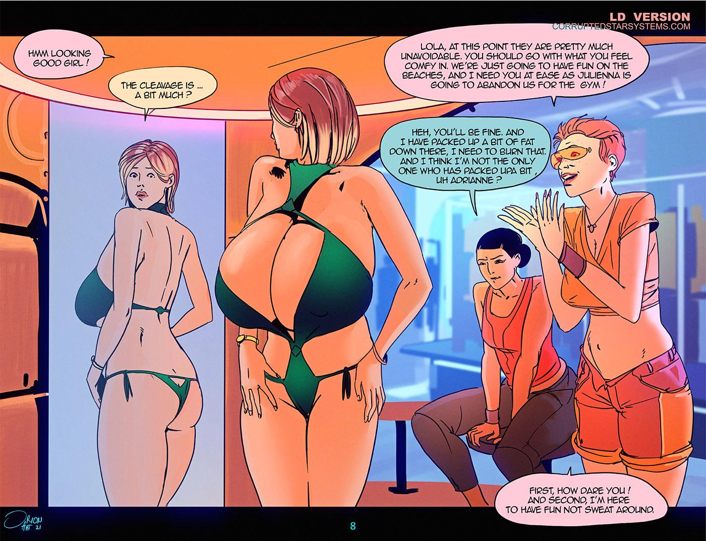 Lola's Breast Crisis