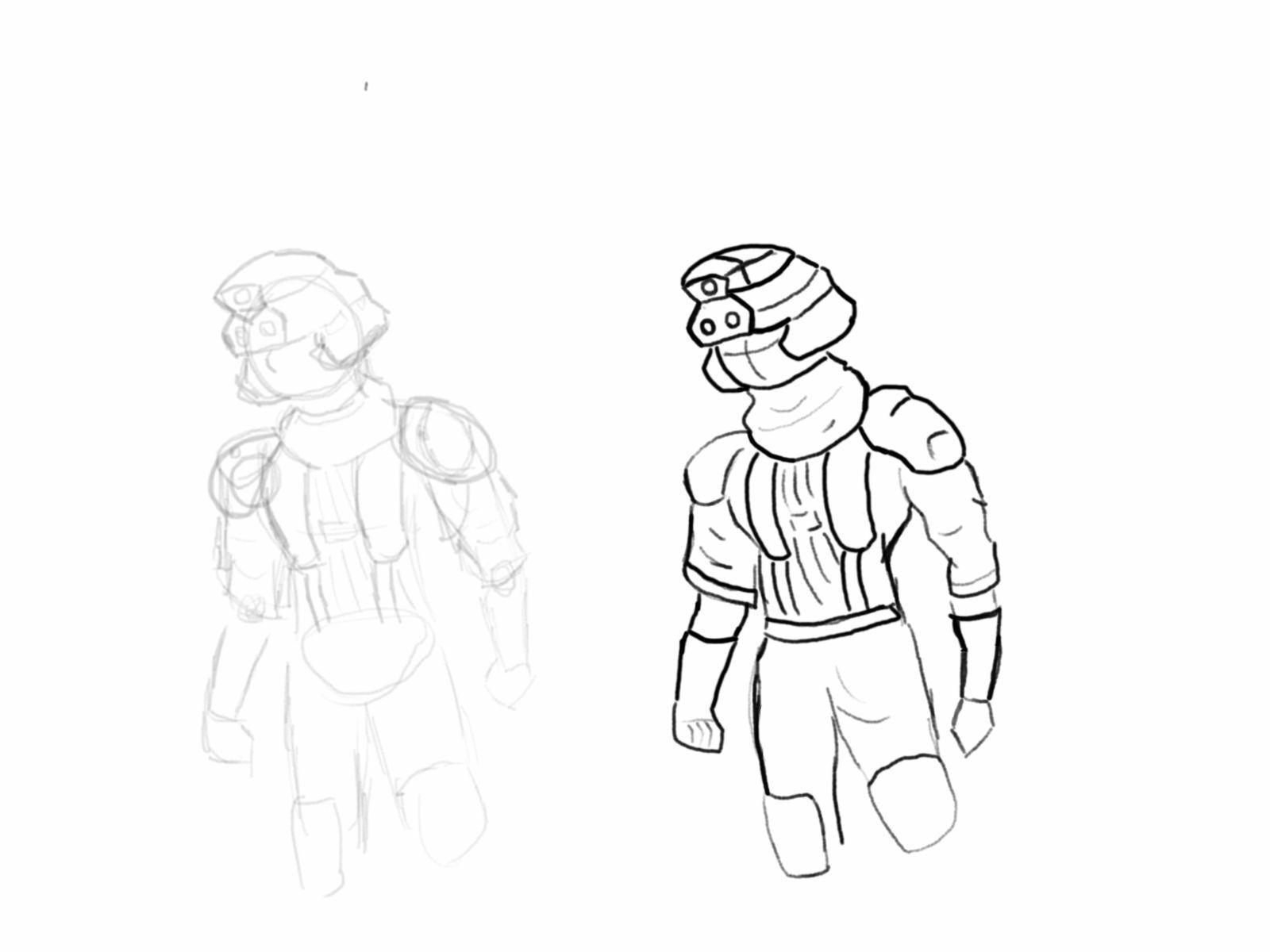 Shinra trooper