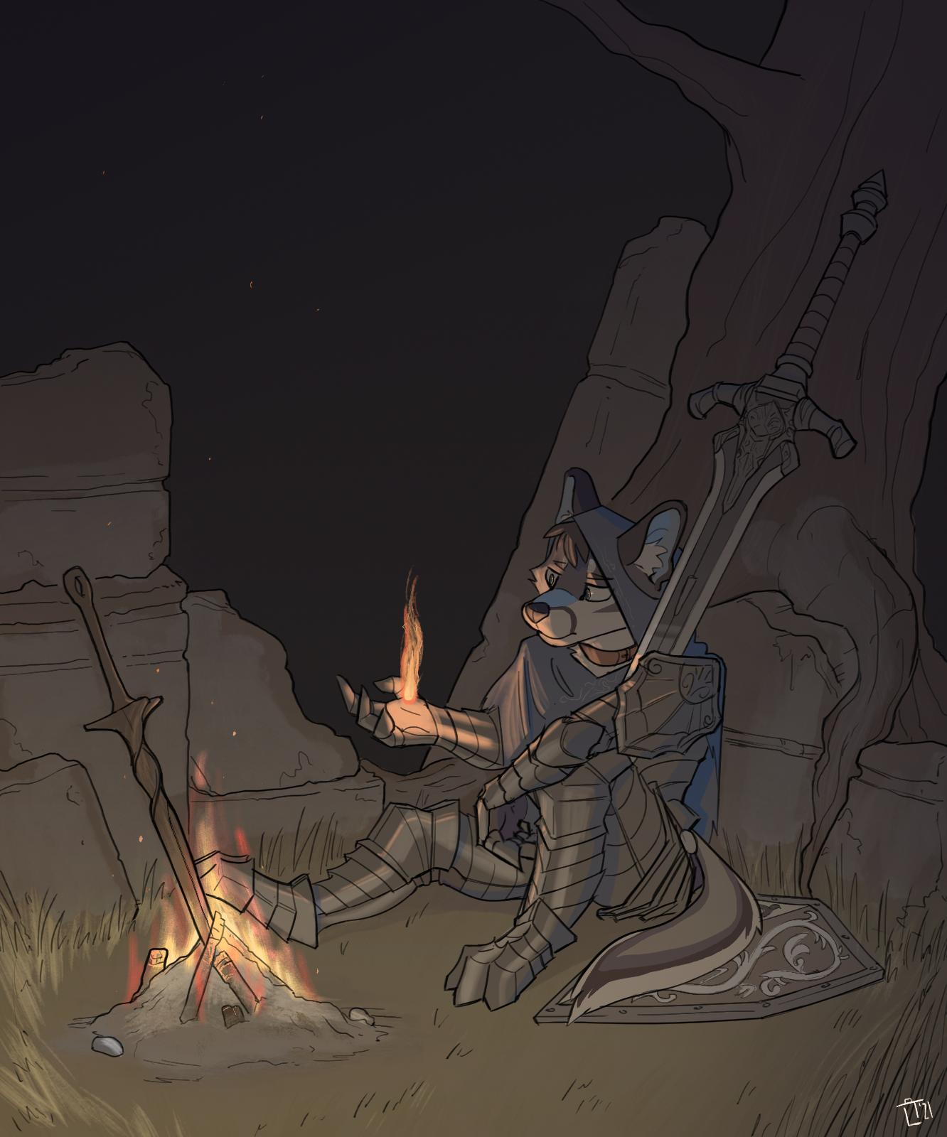 [C] Bonfire