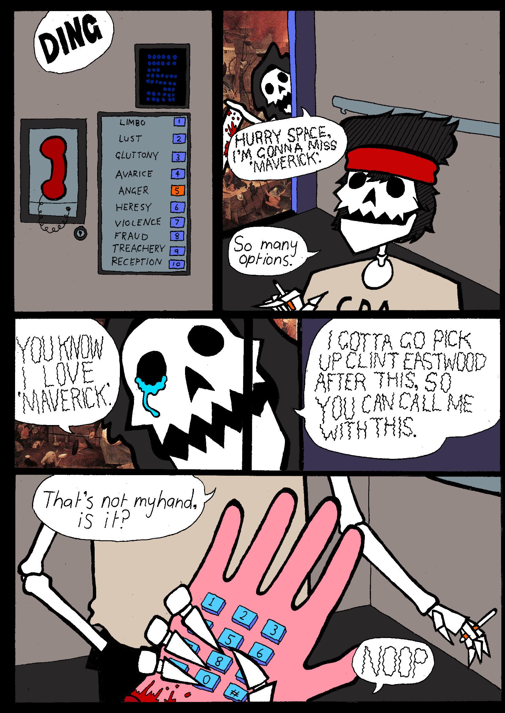 Spacebeard page