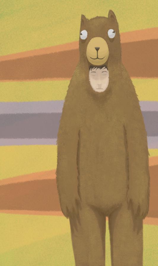 A Bear's Gotta Do