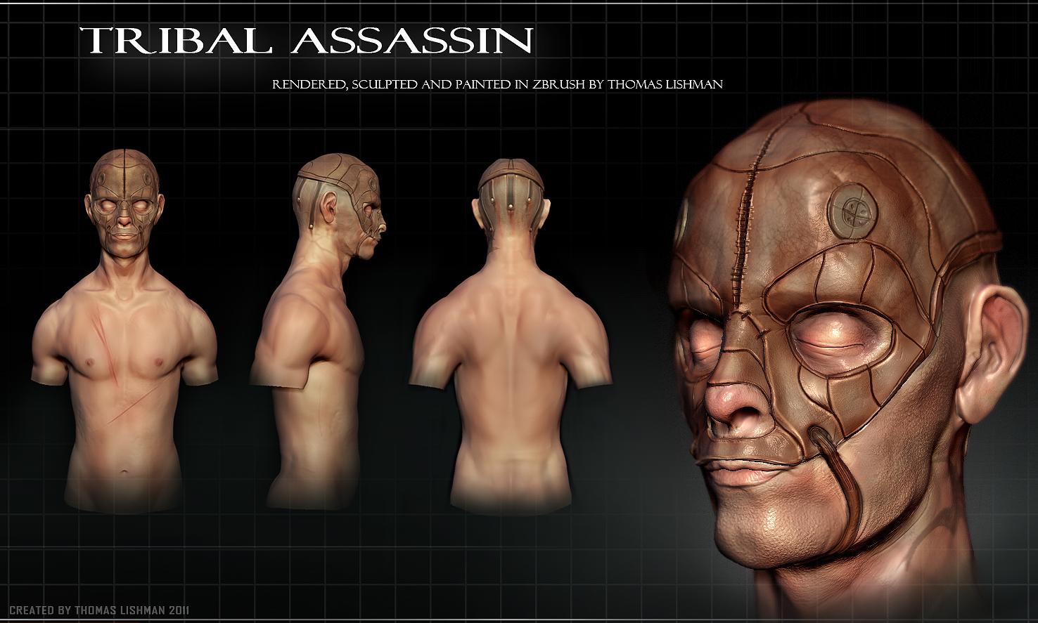 Tribal Assassin