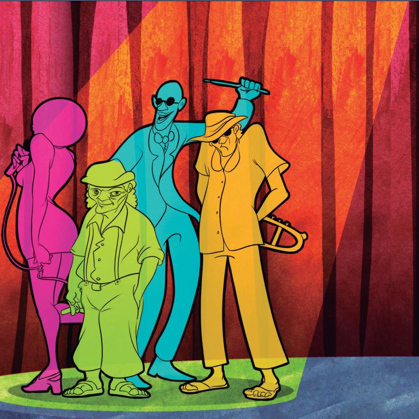 Cuban Salsa Band