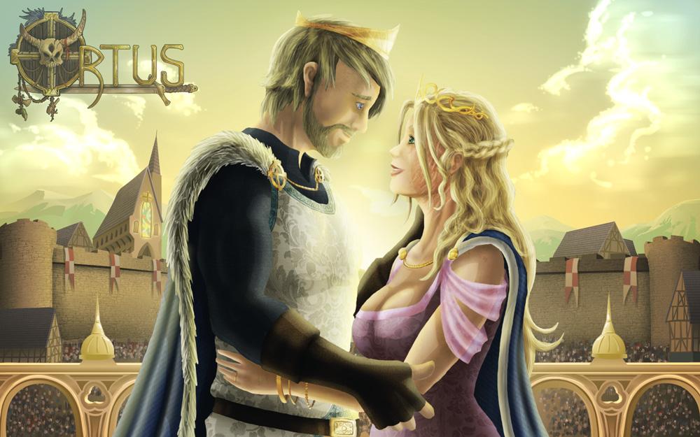 Argus and Elvina