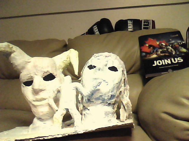 Drama Mask Heads