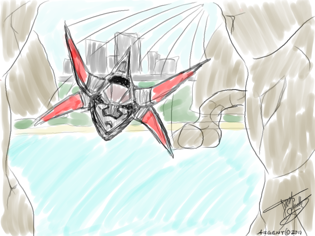 """""""Nice Flyin' Ace"""""""