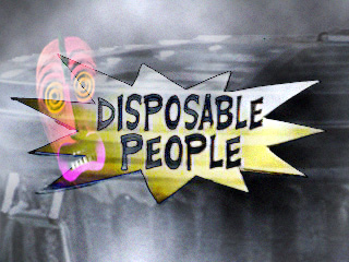 Disposable People ID Matte