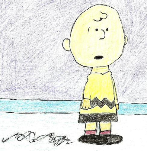 Charlie Brown Sketch