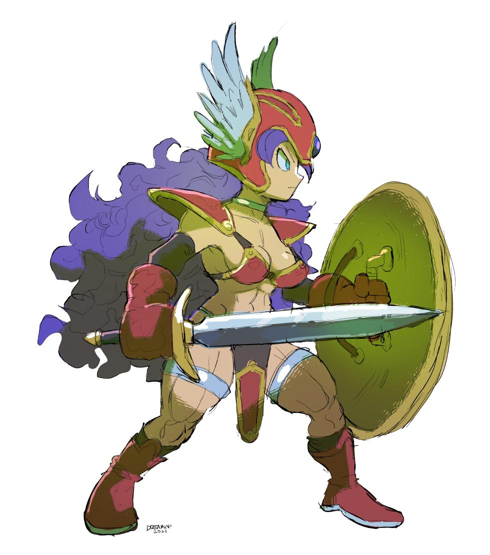 DQ3 Warrior