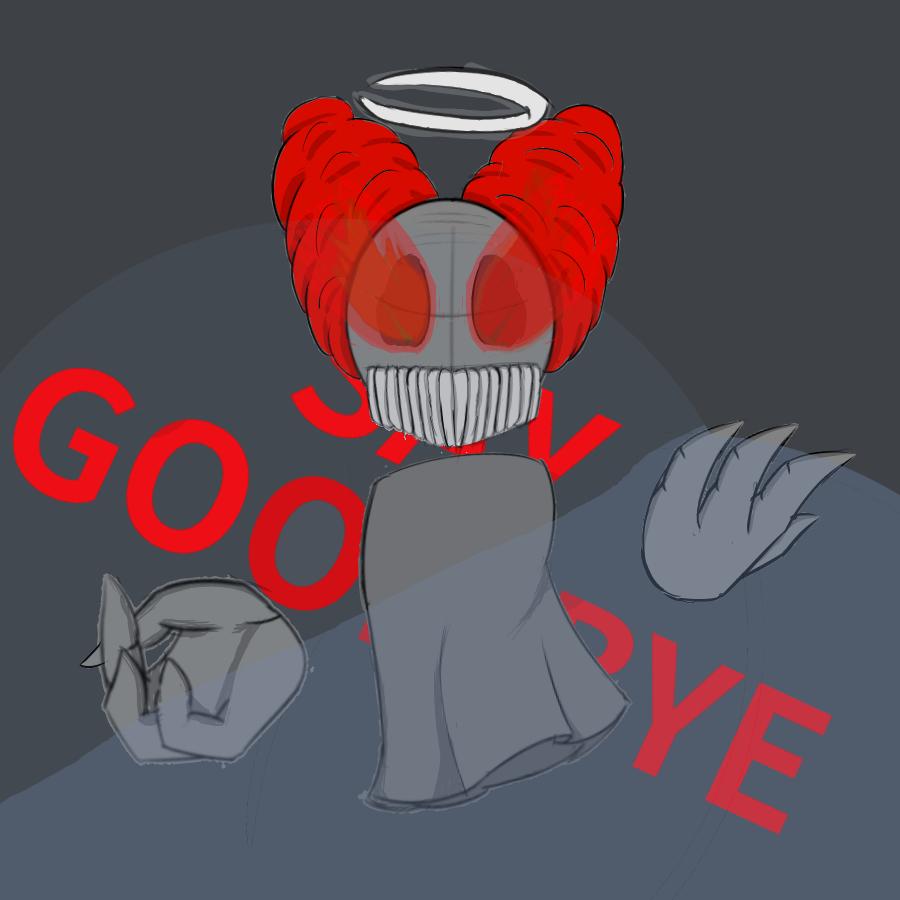Skeleton of the Clown