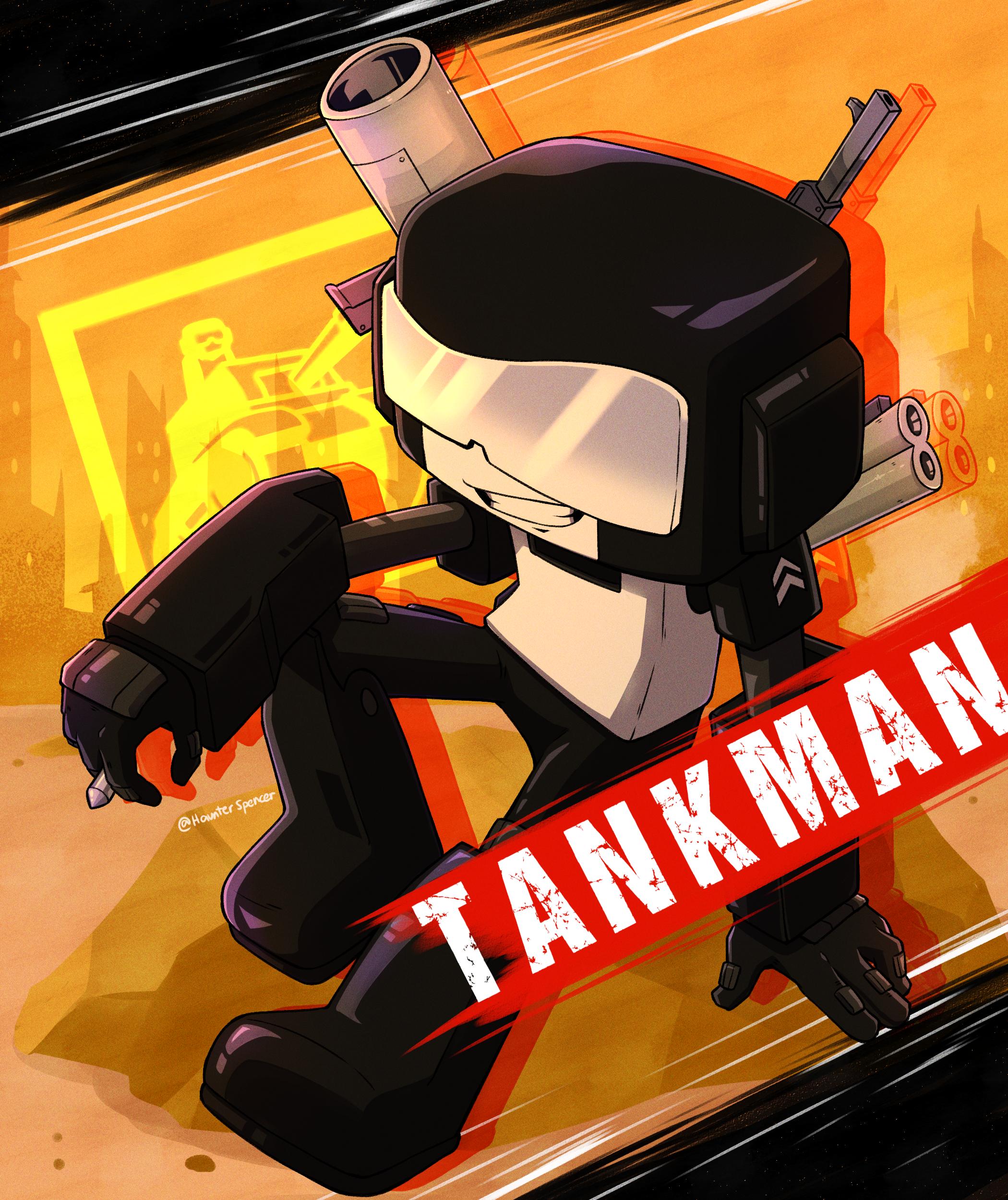 Tankman- Newgrounds Midsummer
