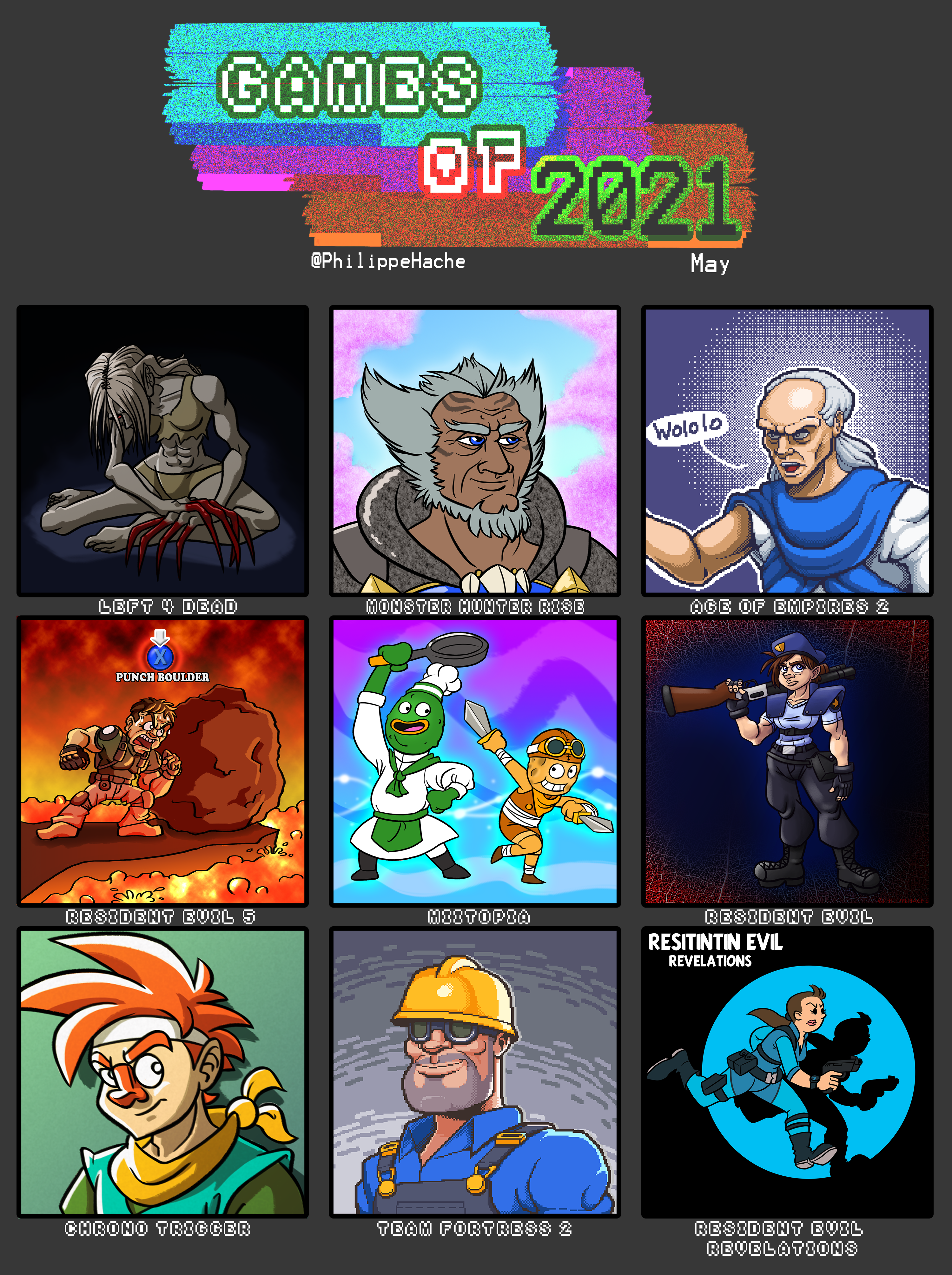 Games of 2021 #05 May