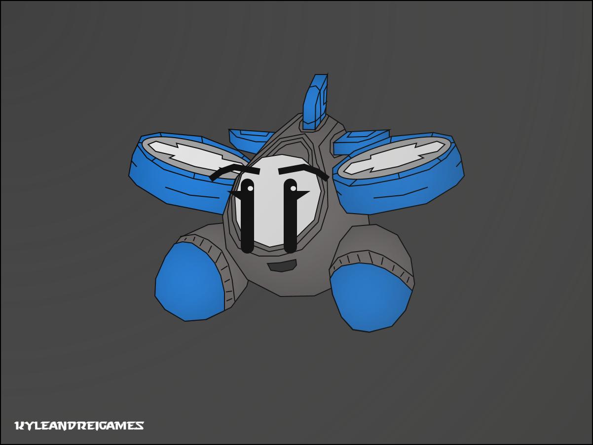 StarCraft OC - Banshy